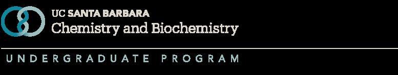 UCSB Chemistry & Biochemistry Undergraduate Program - UC Santa Barbara